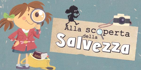 Alla scoperta della salvezza Un caso per Sally