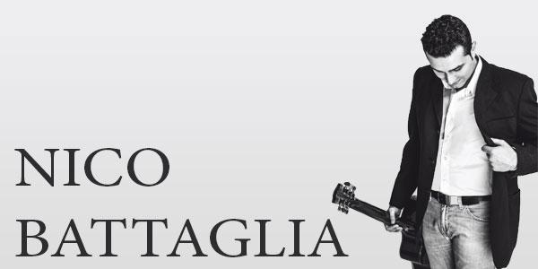Musica del cantautore italiano Nico Battaglia