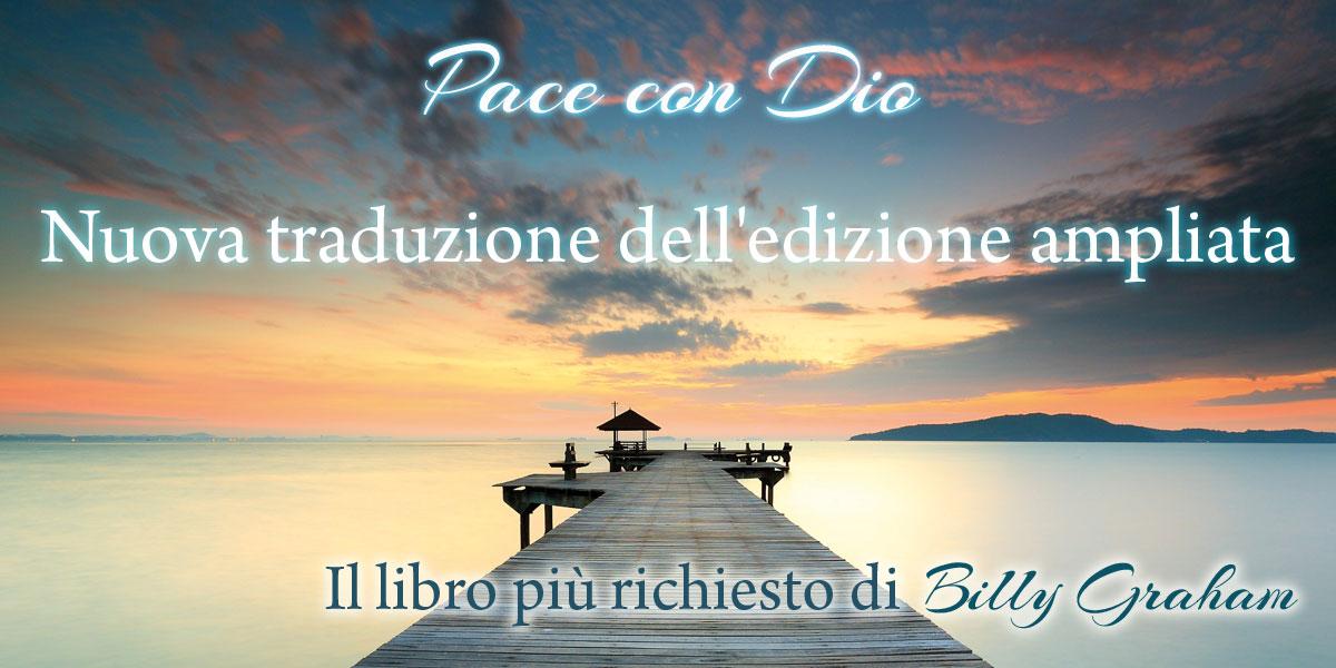 Banner della nuova traduzione di Pace con Dio