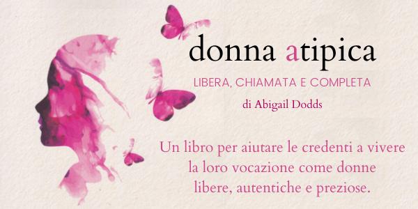 Promo del libro Donna atipica