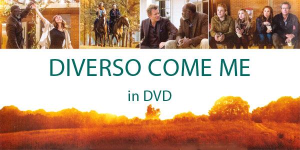 Promozione del DVD Diverso come me
