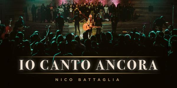 Banner promo del CD di Nico Battaglia