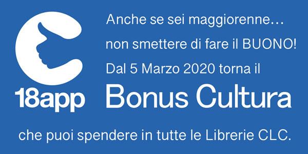 Bonus Cultura 18app nuovamente disponibile dal 5 marzo 2020