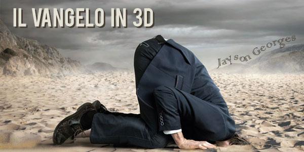 Libro Il Vangelo in 3D di Jayson Georges