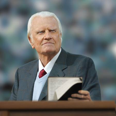 William Franklin Graham Jr. (Billy Graham)