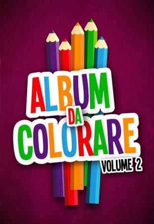 Album da colorare - Vol. 2 (Spillato)