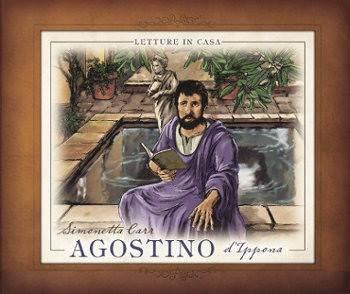 Agostino d'Ippona - Libro illustrato