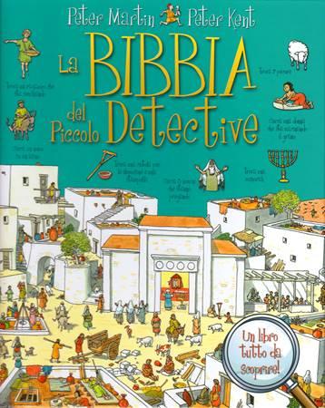 La Bibbia del piccolo detective (Copertina rigida)