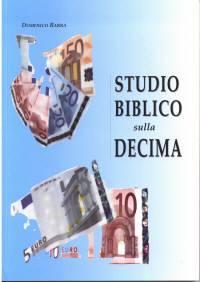 Studio biblico sulla decima