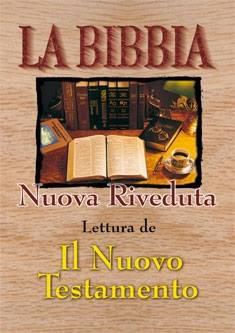 Il Nuovo Testamento - la Bibbia - Compact Disc [Audiolibri su CD]