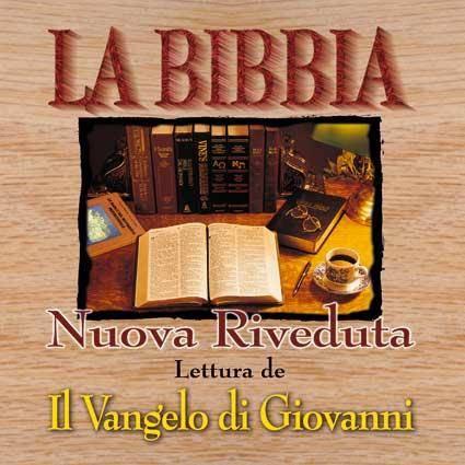 Il Vangelo di Giovanni [Audiolibri su CD]