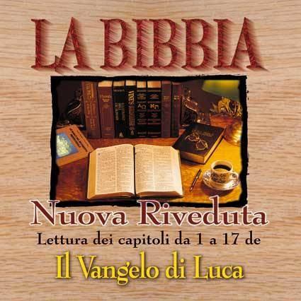 Il Vangelo di Luca - Lettura della Bibbia - Compact Disc