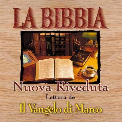 Il Vangelo di Marco - Lettura della Bibbia - Compact Disc [Audiolibri su CD]