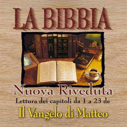 Il Vangelo di Matteo [Audiolibri su CD]