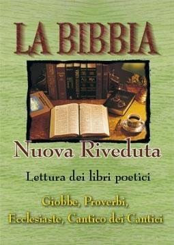 I Libri Poetici (escluso i Salmi) [Audiolibri su CD]