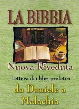 I Libri Profetici - Da Daniele a Malachia [Audiolibri su CD]