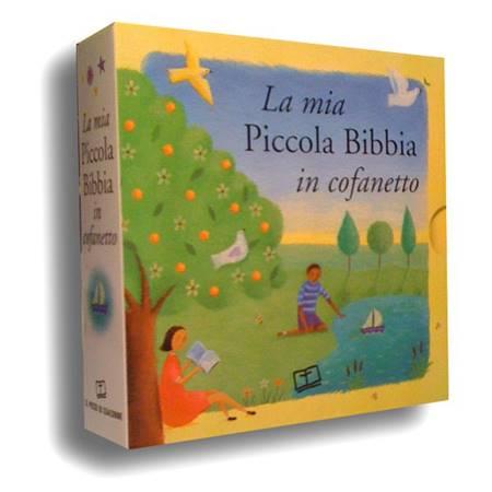 La mia piccola Bibbia in cofanetto - 4 libretti illustrati