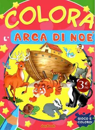 Colora l'arca di Noè