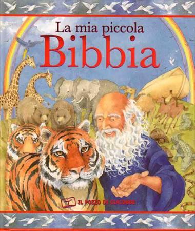 La mia piccola Bibbia - Libro Illustrato (Copertina rigida)