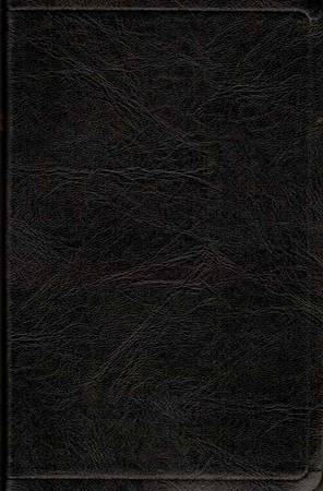 La Sacra Bibbia Luzzi in Pelle e Taglio Oro (Pelle)
