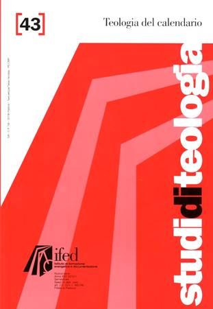 Teologia del calendario (Studi di teologia - n°43) (Brossura)