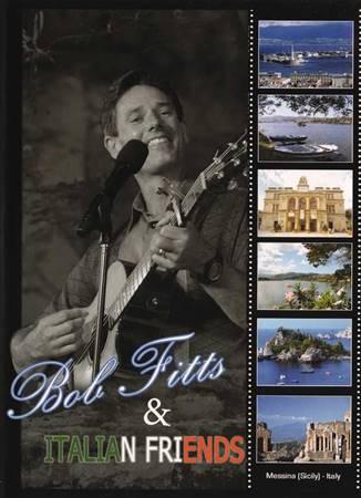 Bob Fitts & Italian Friends DVD - Live in Messina