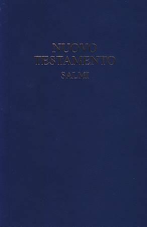 Nuovo Testamento e Salmi - Nuova Diodati - NT1015