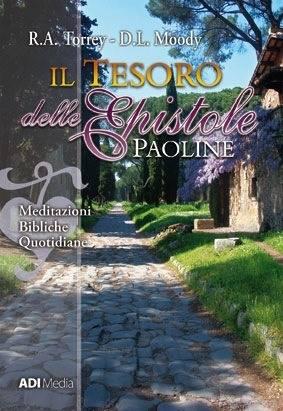 Il tesoro delle Epistole Paoline - Meditazioni Bibliche Quotidiane (Brossura)