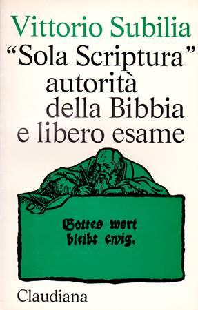Sola Scriptura (Brossura)