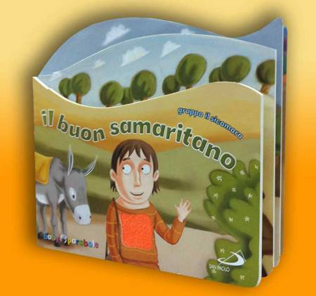 Il buon samaritano - Libro da toccare (Copertina rigida)