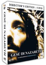 Gesù di Nazareth Cofanetto Deluxe [5 DVD]