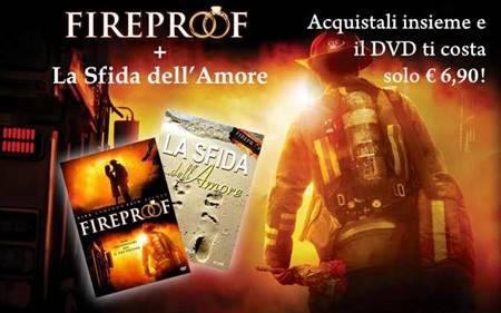 Offerta Fireproof DVD + La Sfida dell'Amore a soli €19,90 (Brossura)