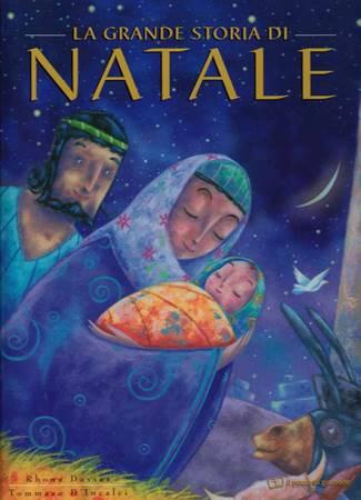 La grande storia del Natale - Libro illustrato (Copertina rigida)