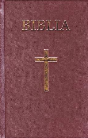 Bibbia in lingua rumena con riferimenti - Biblia in limba romana cu trimiteri (Copertina rigida)