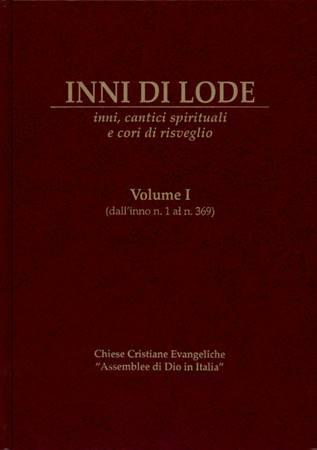 Inni di lode con Musica rilegato in due volumi (Copertina Rigida)