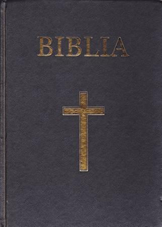 Bibbia in lingua rumena - Caratteri giganti (Copertina rigida)