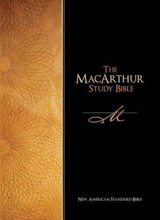 NASB The MacArthur Study Bible (Copertina rigida)
