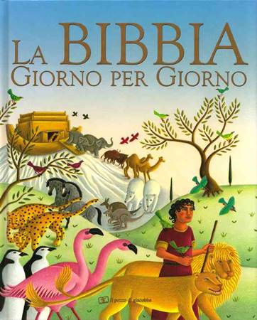 La Bibbia giorno per giorno - Bibbia illustrata per ragazzi (Copertina rigida)