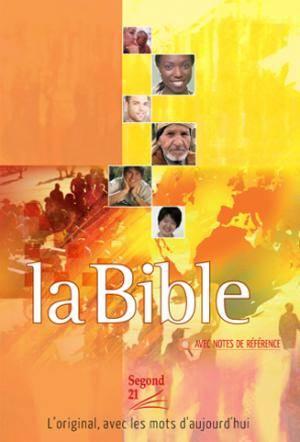 Bibbia in Francese S21 - 12411 (SG12411) (Copertina rigida)