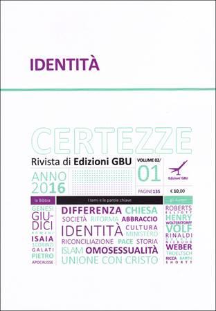 Identità CERTEZZE Vol. 2 (Brossura)