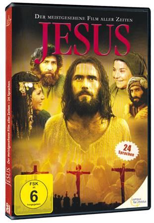 Jesus - Edizione speciale in 24 lingue [DVD]