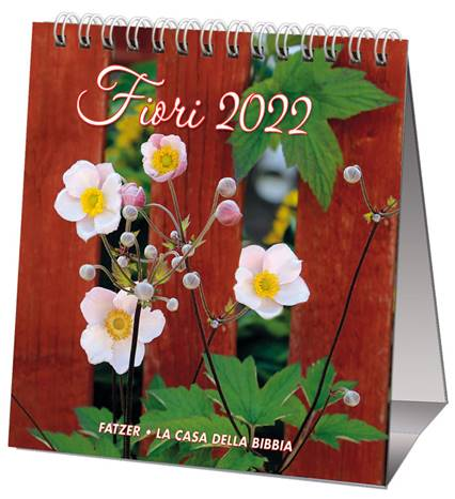 Calendario Fiori 2021 (Spirale)