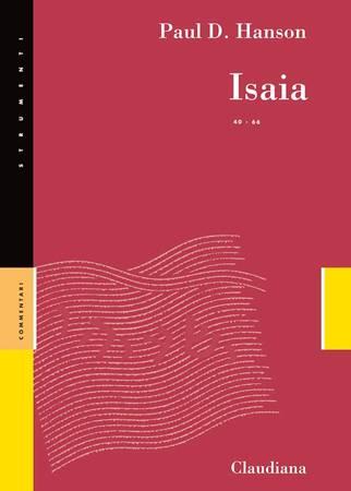Isaia 40-66 Commentario Collana Strumenti (Brossura)