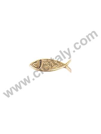 Spilla Pesce dorato
