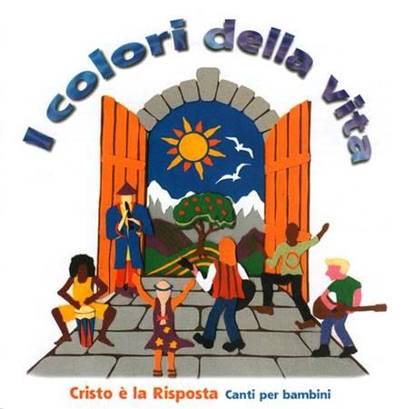 I colori della vita - CD per bambini