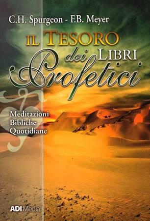 Il tesoro dei libri profetici - Meditazioni Bibliche Quotidiane (Brossura)