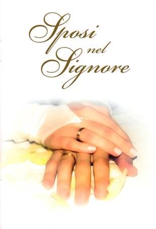 Sposi nel Signore - Libretto augurale per matrimonio (Spillato)