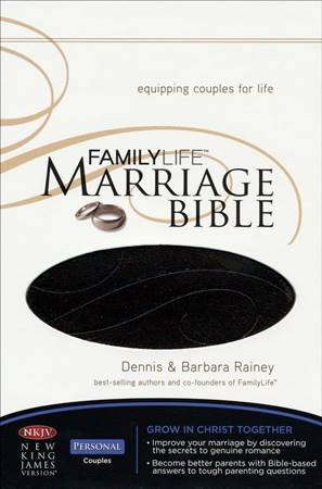 Family Life Marriage Bible NKJV (Pelle)