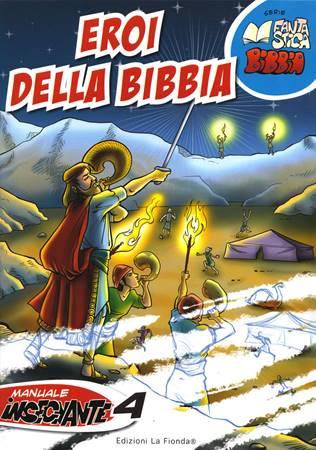 Eroi della Bibbia - 4° Manuale Insegnante (Spillato)