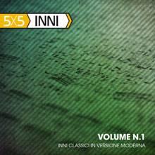5X5 Inni volume 1 - Inni classici in versione moderna
